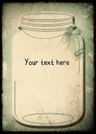 jar invitations jar invitation template isura ink