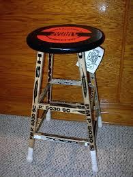 henrirose page 165 baseball bar stools for home design
