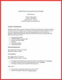 resume for retail sales associate objective resume retail customer service manager regularguyrant skills