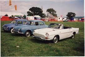 renault dauphine gordini file 1967 8 renault caravelle convertible 1960 renault 4cv u0026 1966