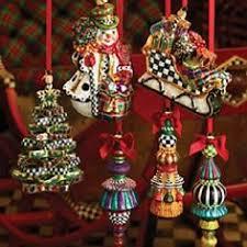 mackenzie childs ornaments