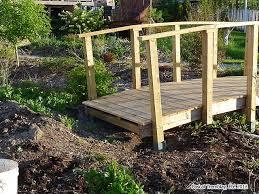 Backyard Bridge Japanese Garden Bridge Design Ideas Foot Bridge Diy Building Plans