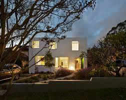 Courtyard Home Design Modern Courtyard House Design With Deformed Roof Structure Home