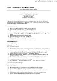 standard resume objective template billybullock us