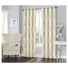 White Eclipse Blackout Curtains Caprese Blackout Curtain Eclipse Target