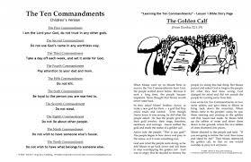 learning the ten commandments leader c 1135 sola publishing