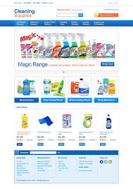 website design 43370 cleaning supplies products custom website