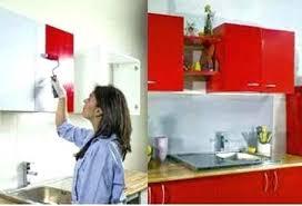 peindre meuble cuisine stratifié charmant repeindre meubles de cuisine melamine 0 peinture pour