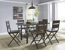 ashley furniture kitchen table set signature design by ashley kavara rectangular dining room counter