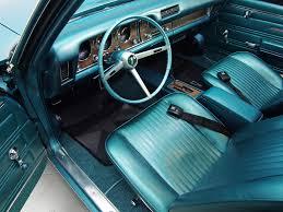 1968 Firebird Interior Pontiac Firebird 1968 Interior Image 309