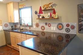 mosaic backsplash kitchen before and after j s amazing kitchen transformation