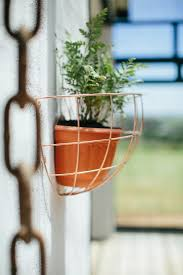 wall mounted planters shopper u0027s diary blueberry café in the kwazulu natal midlands of