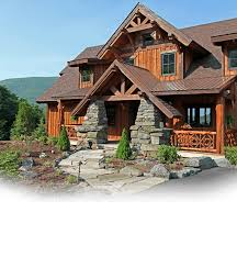 log house plans timber frame house plans rustic house plans