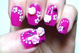 rose nail art design tutorial rose nail art tutorial rose nail