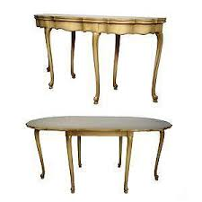 French Provincial Sofa Table French Furniture Ebay