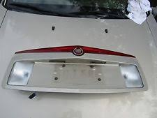 2003 cadillac cts third brake light 2003 2007 cadillac cts trunk rh back up light mounting
