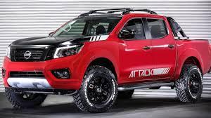nissan navara 2020 nissan u0027s navara on steroids is a real beast automobile news