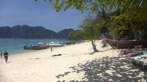 long beach phi phi island youtube