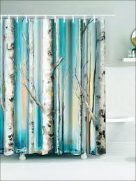 Gray Shower Curtain Liner Bathroom Magnificent Navy Floral Shower Curtain Designer Shower