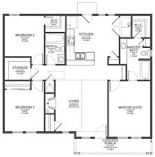 3 bedroom ranch floor plans small house plans 300 sq ft search 4 bedroom 3 bath