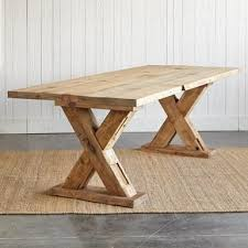 Best Table Images On Pinterest Trestle Table Kitchen Tables - Trestle kitchen tables