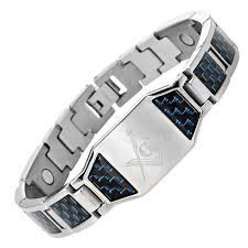 magnetic bracelet tool images Bracelets masonicman jpg