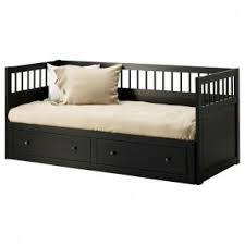 full size daybed with storage drawers open travel