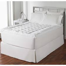 Bed Topper Cuddle Bed Mattress Pads U0026 Toppers Costco