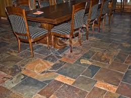 copper rust slate tile floor search kitchen