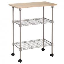 small kitchen carts kitchen cart on wheels white stainless steel