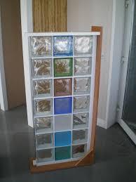 glass blocks interior finishes