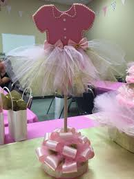 tutu centerpieces for baby shower baby shower tutu centerpieces choice image baby shower ideas