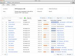 Candidate Tracking Spreadsheet by 8 Things You Need To About Applicant Tracking Systems