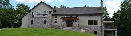 leed certified home plans modern hillside house nestled on the