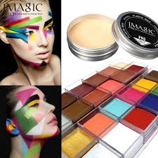 halloween theatrical makeup compare prices on scar makeup halloween online shopping buy low