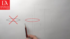 how to draw something using geometrical drawing methods drawing