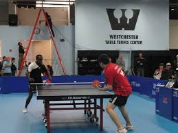 westchester table tennis center top table tennis players compete at international event in