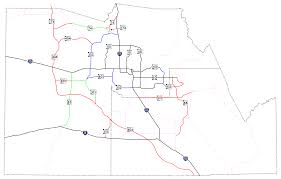 Map Of Phoenix by File Phoenix Metro Area Future Freeway System Svg Wikimedia Commons