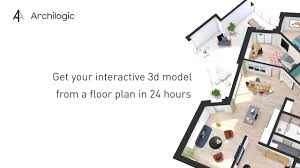 how to order an archilogic 3d model from a floor plan youtube