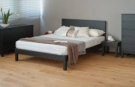 Black Wooden Bed Frames Excellent Malabar Contemporary Wooden Bed Bed Company For
