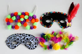masks for kids make masks for a party make and takes