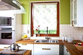 rideaux fenetres cuisine store fenetre cuisine 55 rideaux de cuisine et stores pour a