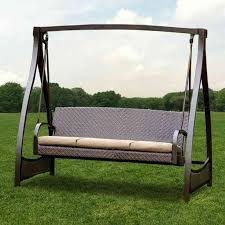 Patio Chair Swing 38 Best Porch Swing Cushions Images On Pinterest Burlap