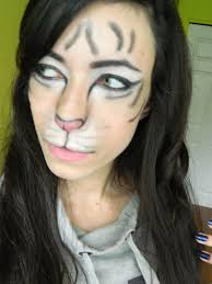 makeup and art freak tiger makeup tutorial for halloween using