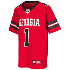 Uga Home Decor by Uga Colosseum Youth Spike It Football Jersey