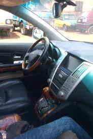 used lexus rx 350 in nigeria lexus rx 350 used 2007 08 leather 2 3m autos nigeria