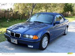 bmw 328i convertible 1998 1998 avus blue pearl bmw 3 series 328i convertible 27544405
