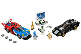 lego speed champions porsche ck modelcars 75881 lego speed champions 2016 ford gt u0026 1966