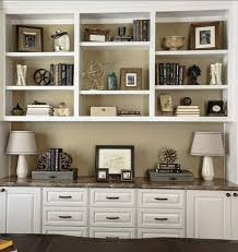 Bookcase Decorating Ideas Living Room Best 25 Painted Bookshelves Ideas On Pinterest Girls Bookshelf