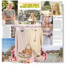 031 movie letters to juliet with amanda seyfried polyvore